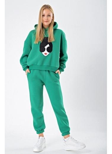 Goja Sport Pantolon Yeşil